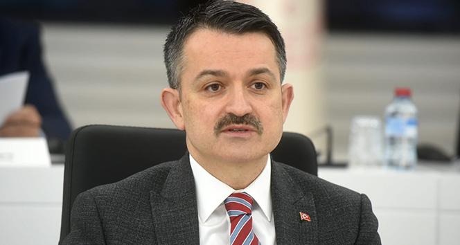 Tarım ve Orman Bakanı Pakdemirli'den çiğ süt destek primi açıklaması