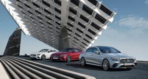 Yeni Mercedes-Benz E-Serisi Coupe & Cabriolet Türkiye'de