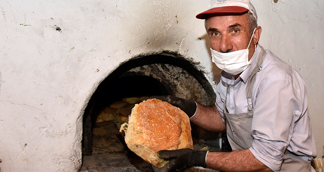 Bu ekmek 200 yıllık ekşi mayayla yapılıyor
