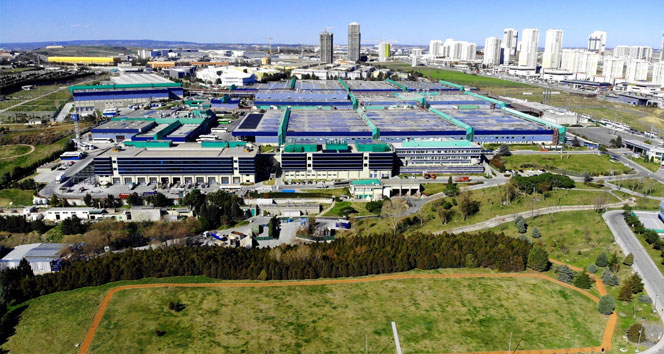 Mercedes-Benz Türk Hoşdere Otobüs Fabrikası 25 yıldır üretim yapıyor