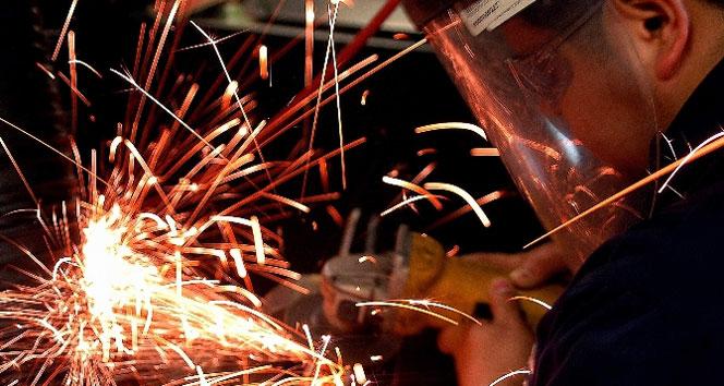 Sanayi üretimi aylık yüzde 1,7 arttı