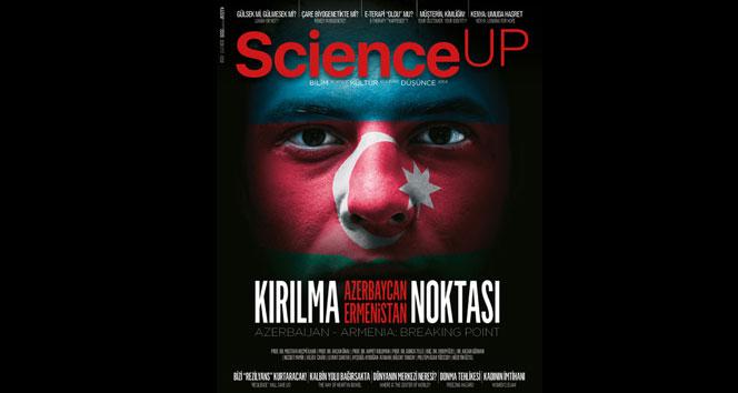 ScienceUp'ın Kasım sayısı yayımlandı
