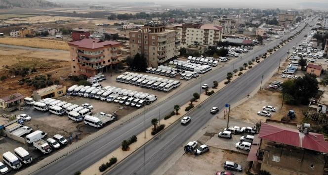 Türkiye'nin otomobil piyasasının kalbi burada atıyor
