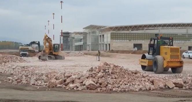 Yeni Tokat Havalimanına 14 milyon TL'lik yatırım