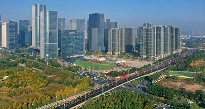 Yiwu Yarı Maratonu, Yiwu şehrinin tanıtılmasında önemli rol oynadı