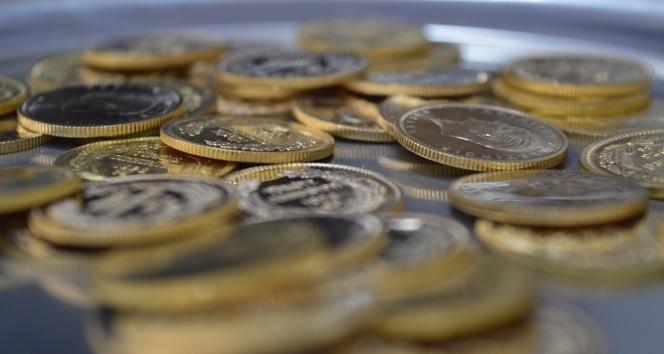 Çeyrek altın 743 lira oldu