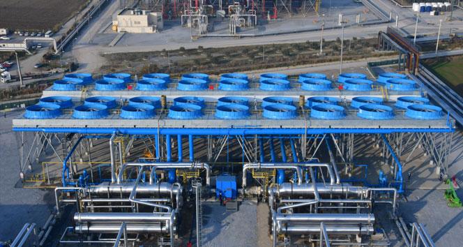 EFE 8 Jeotermal Enerji Santrali 38 günde devreye girdi