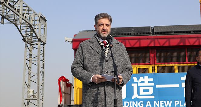 Türkiye'nin Pekin Büyükelçisi Önen: 'Ticaretin dengesi artık Batı'dan Doğu'ya doğru kaymakta'