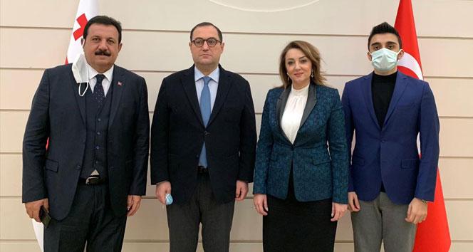 ULUSKON, Gürcistan ile işbirliklerini masaya yatırdı