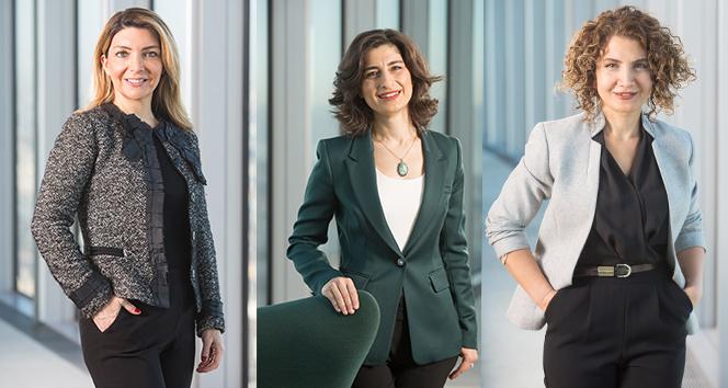 Eczacıbaşı Topluluğu'nda 3 pozisyona kadın yöneticiler atandı