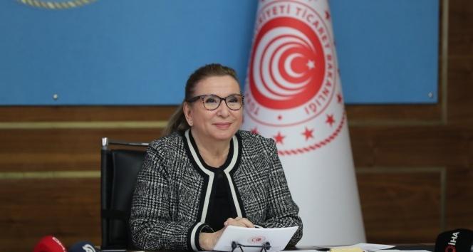 Pekcan: 'Türkiye, pozitif büyüme sağlayacağı öngörülen az sayıda ülke arasındadır'