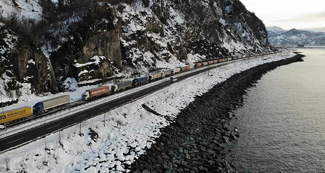 Sarp Sınır Kapısı'ndan 552 milyon dolarlık ihracat