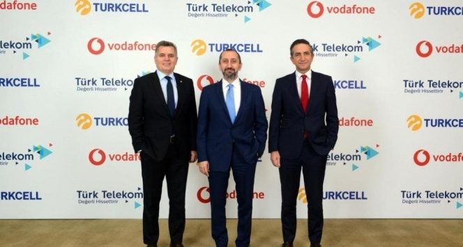 Türk Telekom, Turkcell ve Vodafone yerli uygulamalar için güçlerini birleştirdi