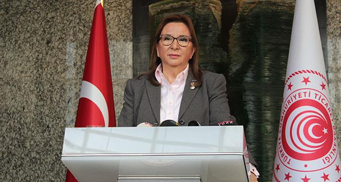 Bakan Pekcan: 'Hedefimiz Azerbaycan ile 15 milyar dolarlık ticaret hedefine ulaşmak'