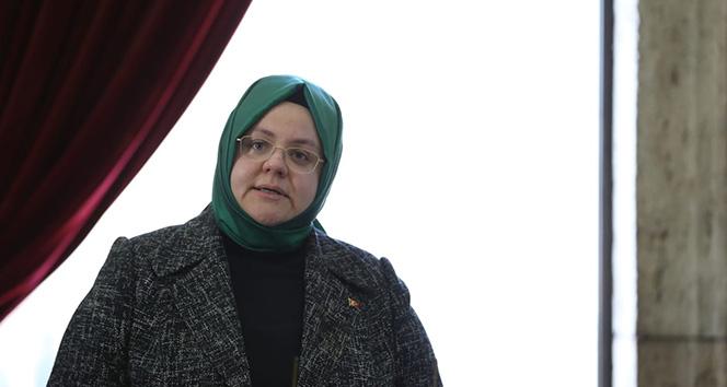 Bakan Selçuk: 'Yarım Çalışma Ödeneği'yle 31 bini aşkın kadın işçimizin hayatına dokunduk'