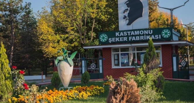 Kastamonu Şeker Fabrikası'nda 18 yılın rekoru kırıldı