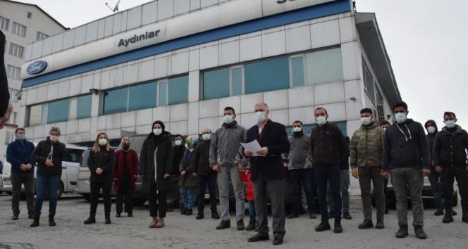 Otomotiv sektörü küçülüyor: Ford Otosan Bitlis'te 50 işçi çıkarttı
