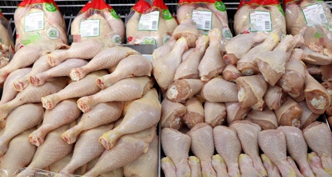 Tavuk eti üretimi Aralık ayında azaldı