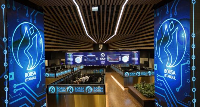 Borsa İstanbul yeşile döndü