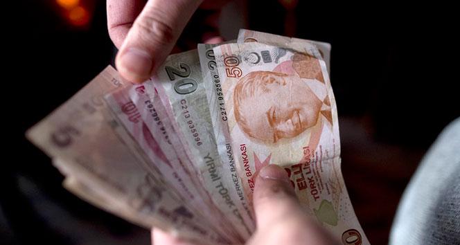 Bütçe Şubat'ta 23,2 milyar TL fazla verdi