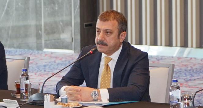 Merkez Bankası Başkanı Şahap Kavcıoğlu'ndan kritik faiz mesajı!