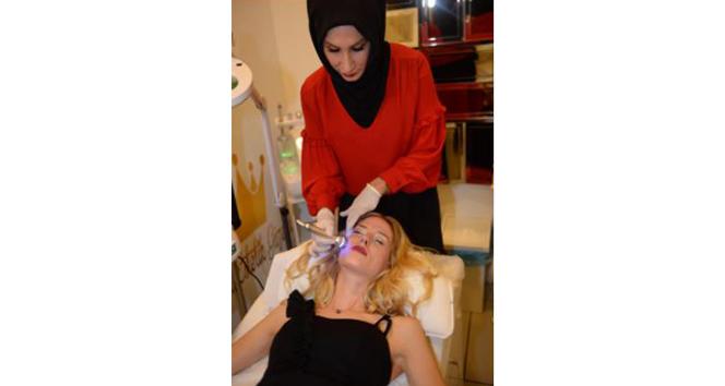 Özlem Aksünger Crystal güzellik 20. Yılında Bahçeşehir şubesini açıyor