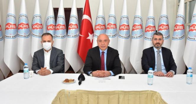 PÜİS Genel Başkanı Okumuş'tan taban fiyat açıklaması