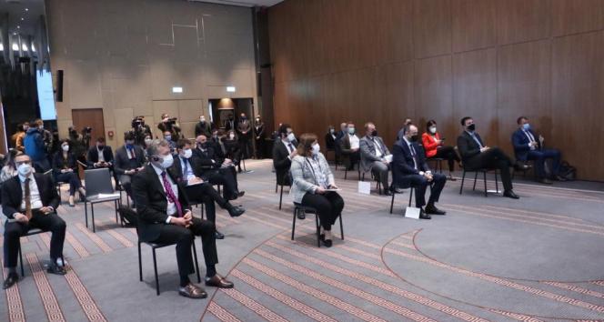 TARSİM, Kuzey Makedonya'daki Tarım Sigortaları Çalıştayı'na katıldı