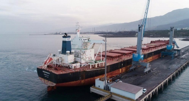 Trabzon'dan Çin Halk Cumhuriyeti'ne yapılan ihracatta 10 yılda 4,5 kat artış