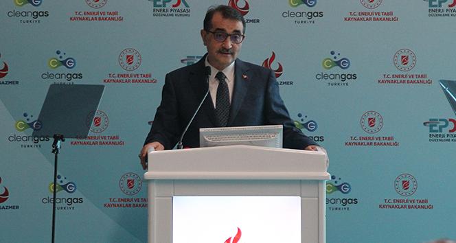 Bakan Dönmez: 'Bu yıl içerisinde Türkiye'nin hidrojen stratejisini yayınlamış olacağız'