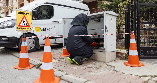 Başkent EDAŞ Ankara'yı bakım ve yatırımlarıyla aydınlattı