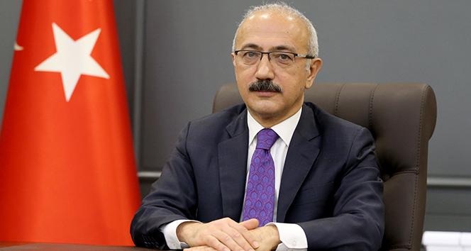 Hazine ve Maliye Bakanı Elvan, AB üyesi ülkelerin büyükelçileriyle bir araya geldi