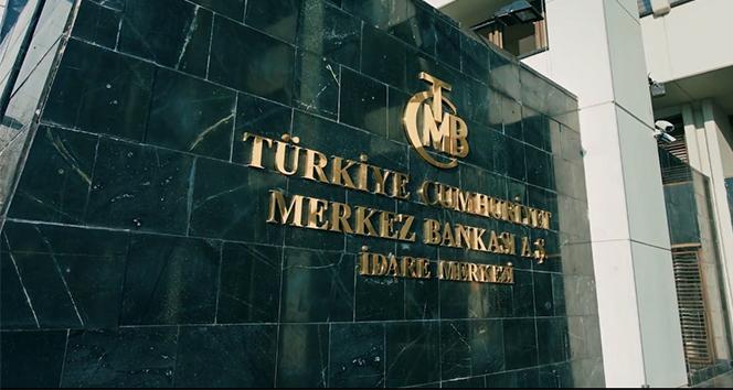 Merkez Bankası'nın resmi rezervleri yüzde 9 azaldı
