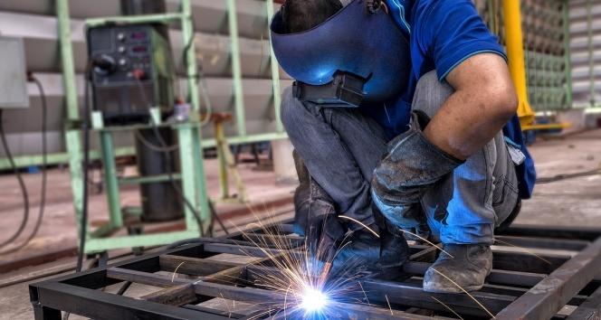 Sanayi üretimi aylık yüzde 0,1 arttı