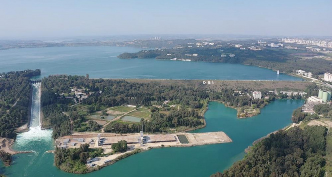 Seyhan Barajı'ndan milli ekonomiye dev katkı