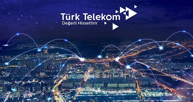 Türk Telekom, akıllı şehircilik ile kaynakların verimli kullanılmasına yardımcı oluyor