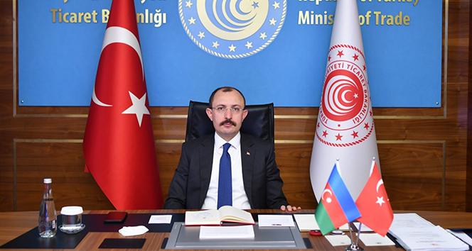 Bakan Muş: 'Azerbaycan'ın istikrarlı ekonomisi, Türk girişimcilerin yatırım kararlarını olumlu yönde etkileyecek'
