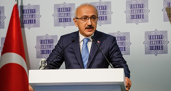 """Hazine ve Maliye Bakanı Lütfi Elvan: """"Yılın ilk çeyreğine ilişkin göstergeler yüzde 6 oranında büyümeye işaret ediyor"""""""