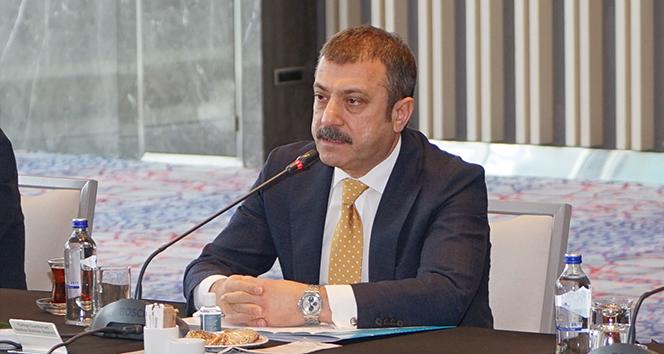 TCMB Başkanı Kavcıoğlu'ndan 'Sıkı parasal duruş' mesajı