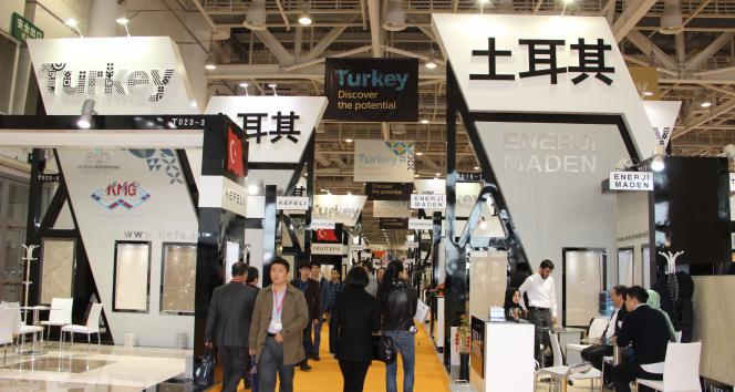Türk doğal taş sektörü Çin pazarından vazgeçmiyor