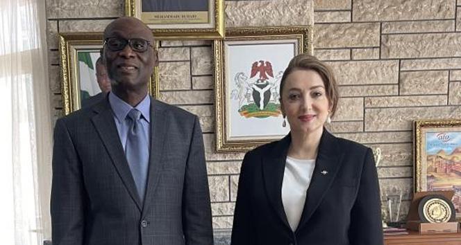 ULUSKON yeni iş anlaşmaları yapmak için Nijerya'ya gidiyor