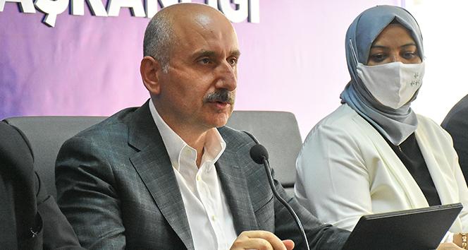 Bakan Karaismailoğlu: 'Türkiye dünyanın en büyük 10 ekonomisinden biri olacak'