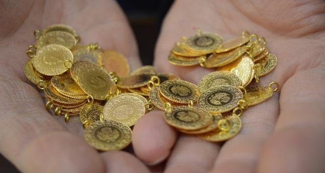 Çeyrek altın 850 lira oldu