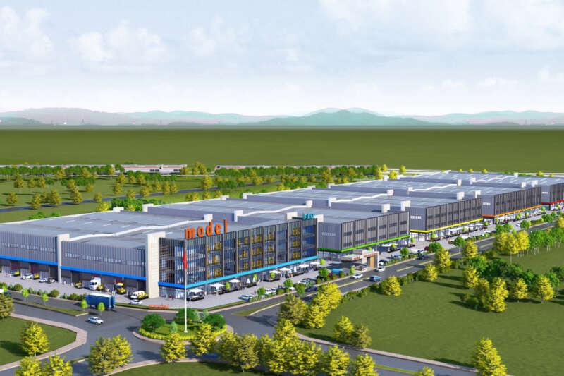 Model Sanayi Merkezi'nin yıl sonuna kadar bitirilmesi amaçlanıyor