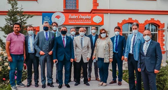 TARSİM Konya'da paydaş kurum ziyaretleri gerçekleştirdi