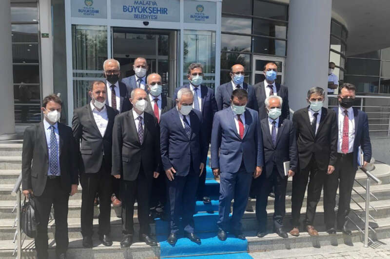 TARSİM Malatya, Elazığ, Tunceli ve Erzincan'da ziyaretler gerçekleştirdi