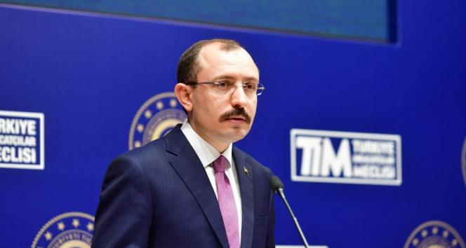 Ticaret Bakanı Muş: 'Türkiye, AB ile ortaklık ilişkisini geliştirmek istiyor'