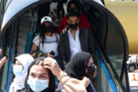 Trabzon'a Arap turist ilgisi pandemi sonrası yeniden başladı