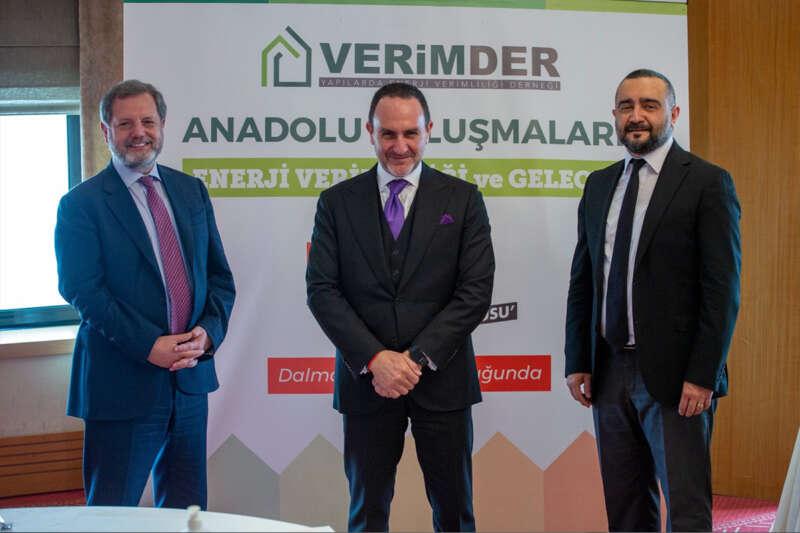 """VERİMDER: """"Türkiye'nin enerji verimliliği bu toplantılarda masaya yatırılacak"""""""
