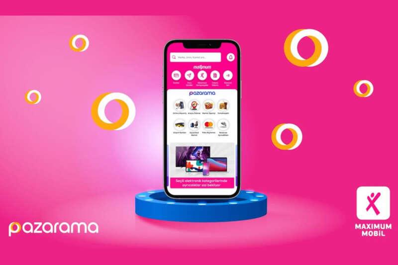 Yeni dijital platform 'Pazarama' faaliyete geçti